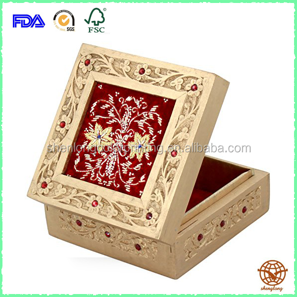 Custom Jewelry packaging box manufacturers