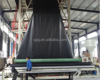 3 Layers Coextrusion Geomembrane Blown Film Lines
