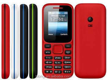 1.8 inch s-color china used mobile phone oem mobile phone with 8 sim