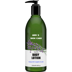 OEM Men care bath soft mosquito repellent skin whitening body lotion