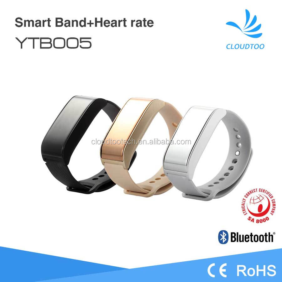 Support iPhone7 IOS Android Phone With Heart Rate Monitor Smartwatch Bluetooth Smart watch