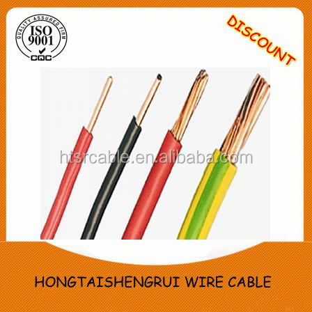 Hot sales good quality best 2.5mm electrical cable price VDE ground cable and Euro 2.5 sq mm cable