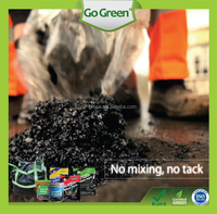 Go Green asphalt cold patch