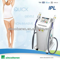 Lowest price cosmetic hair removal home use ipl shr machine