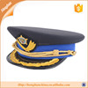 Dark Blue Honorable Jeannet Military Uniformes Marching Band