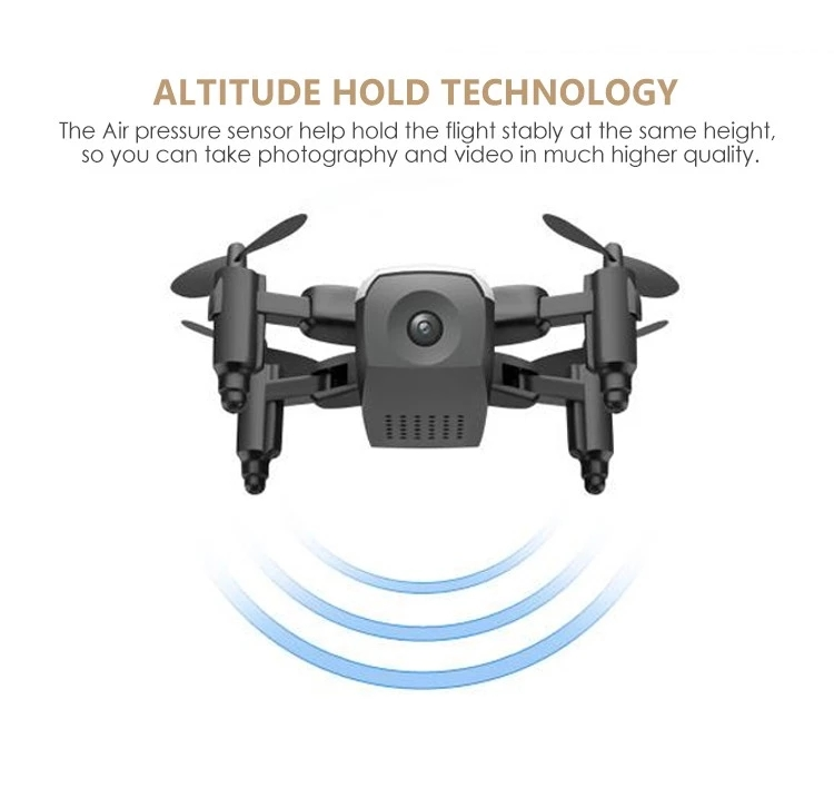 Mini WIFI RC drone S9 S9HW Foldable Pocket Quadcopter with HD Camera