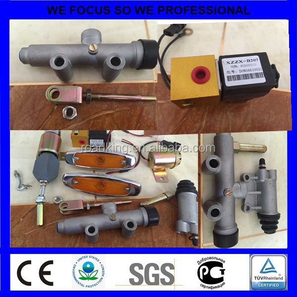 Accelerator master cylinder/XCMG Parts