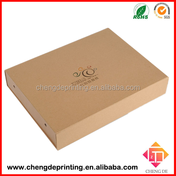 Hot sale custom cardboard gift boxes with hinged lid