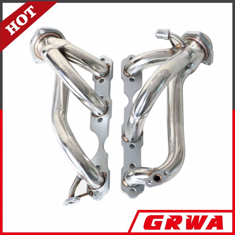 Stainless Steel Exhaust Header for Chevy S10 96-01Blazer 4.3L V6 in Exhaust System