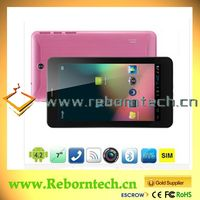 7 inch phone tablet sim unlocked