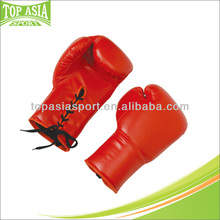 Designer custom logo PU leather boxing gloves