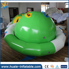 Outdoor inflatable rotating gyroscope inflatable water sports lake gyroscope