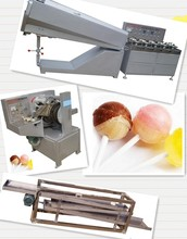 China manufacturer wholesale ball lollipop confectionery making machine