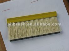 Effective escalator deflector brush/ coco brush door mat