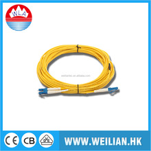 Competitive Price LC UPC Singmode simplex Fiber Optic Patch Cord