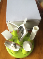 Kitchen Utensil Set With Stand Portable Kitchen Tools