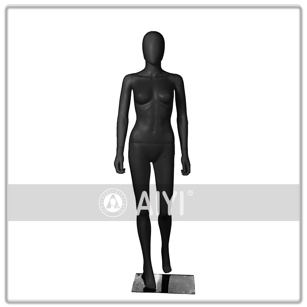 Cheap Ghost Female Display Mannequin Plastic Body For Sex