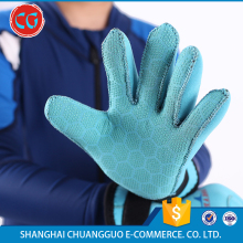 Colourful Kids Rubber Gloves Swimming Gloves