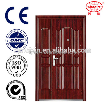 Customized Single leaf Good quality stainless steel door design