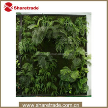 Factory Price High Quality Wall/Outdoor Artificial Plants Plastic Plants UV Treated For Decoration