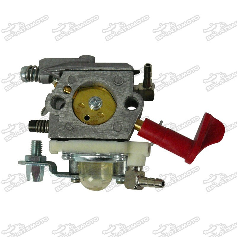 Performance Racing Walbro Carburetor Carby For Gasoline Engines 33 43 47 49cc Minimoto