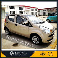 4 doors Electric Passenger Car With CE For Sales