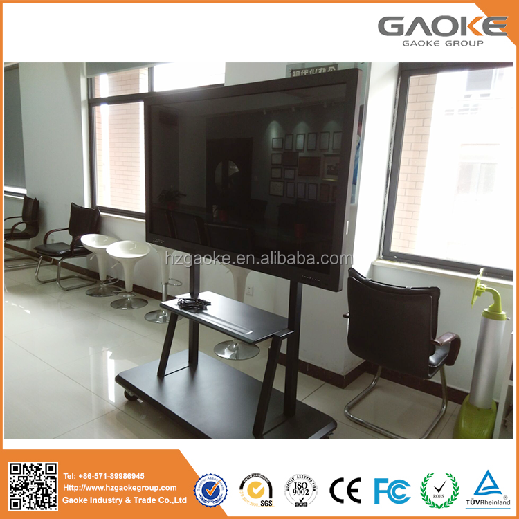 84inch School touch screen interactive IR smart whiteboard