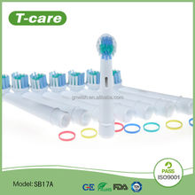 Factory wholesale SB-17A replaced toothbrush head