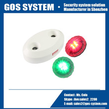 vehicle ultrasonic parking space sensor for parking guidance system