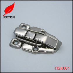 Factory supply wooden box metal box latch for tool box