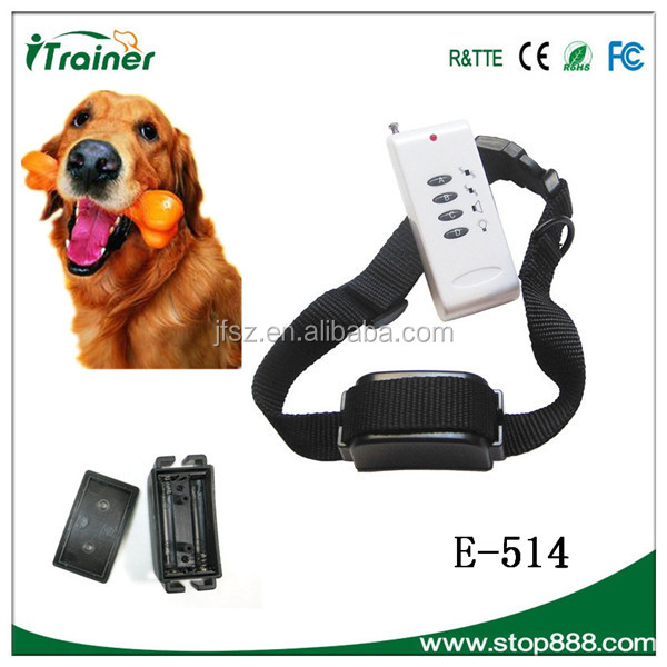New pet accessory vibration Remote Control Electric Dog Training Collars