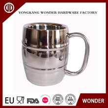 Promotional decorative copper cup absolut solid manufacturer moscow mule copper mugs wholesale stainless steel beer mugs