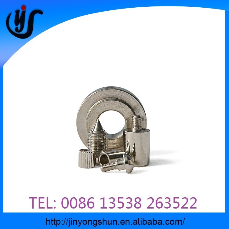 Custom precision machining spare parts, computer hardware service tools