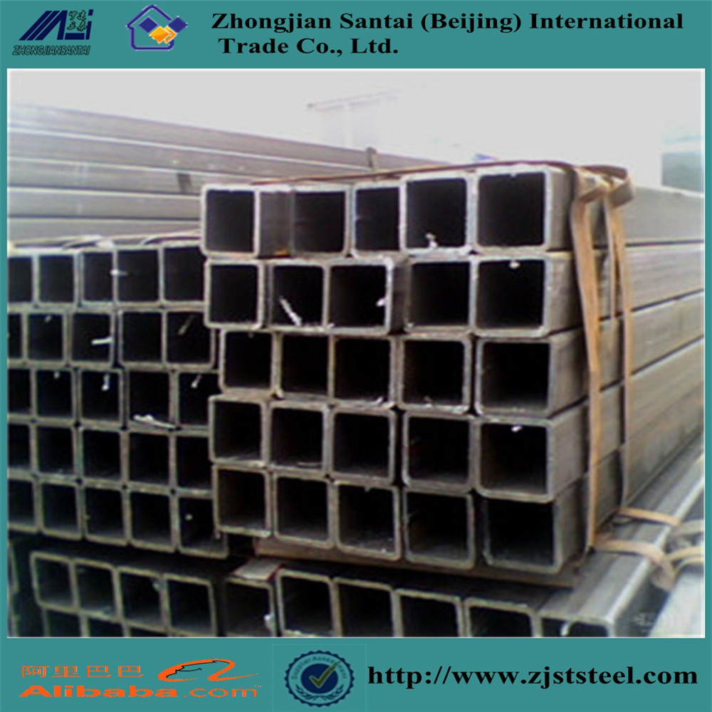 hot sales triangle sharp structural steel Special section steel tubes