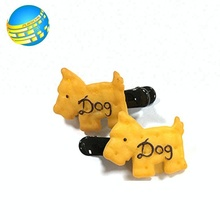 Simulated Biscuits Baby Girls Hairpins/ Cartoon Hair Clips