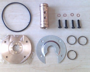 Jiamparts diesel engine replacement parts with Journal Bearing/Thrust Bearing/Piston Ring/Clips S2A Turbo Repair Kit