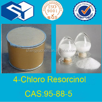 hair color chemicals agent 4-Chloro Resorcinol, chemical intermediate CAS 95-88-5