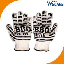 Promotion Price Household Baking Barbecue Potholder Cooking Oven Gloves For Sale