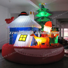 Popular yard decorations 2014 christmas inflatables