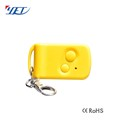 Universal 433mhz 2 channel wireless yellow remote control switch YET096