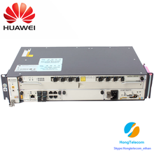 Original 16ports 10G GPON OLT MA5608T Optical FTTH Equipment