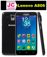 Wholesale New Lenovo A8 A806 Smartphone 5.0inch IPS Screen MTK6592 Octa Core 2GB+16GB Mobile Phone