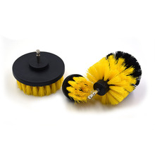 Best selling bristled electric scrubber <strong>brushes</strong> electric drill cleaning <strong>brush</strong>