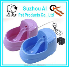 Plastic Automatic Pet Dog Cat Drinking Water Bowl Dog Water Fountain