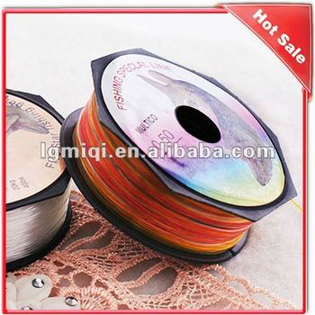fluorocarbon Braided nylon monofilament fishing line