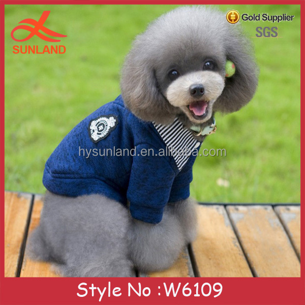 W6109 New import china old navy dog clothes cynthia rowley dog clothes