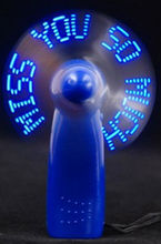 led programmable fan,led programmable, led programmable moving sign