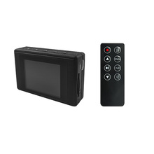 Lawmate replacement hot sell SD card portable mini <strong>dvr</strong> with 2.4 LCD with ir remote control
