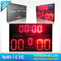 led electronic digital gymnastics scoreboard for sale