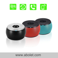Easy Carry Small Size Bluetooth Speaker with Stereo Sound